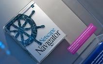 Chi tiền tỉ, Microsoft mua công nghệ của Netscape
