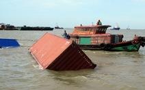 Tàu chở container chìm: Thiệt hại hàng trăm tỉ