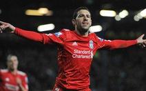Liverpool đẩy Blackburn vào thế khó