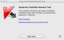 """Kaspersky phát hành """"thuốc chống sâu Quả táo"""""""