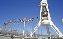 Ashgabat - dấu tích xưa và nay
