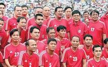 """Phe """"áo đỏ"""" thân Thaksin đến Siem Reap"""