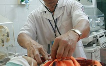 Bác sĩ chống sốt rét