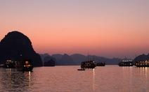 CNN bình chọn hoàng hôn vịnh Hạ Long đẹp nhất