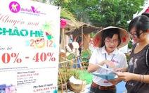 Ngày hội du lịch TP.HCM đón hơn 200.000 lượt khách