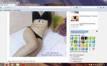 Công an điều tra đường dây gái gọi websex