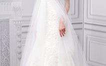 Đầm cưới thanh lịch