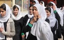 """Afghanistan: gần 150 nữ sinh """"bị đầu độc"""""""