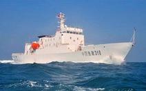 Trung Quốc điều tàu chiến lớn tới biển Đông