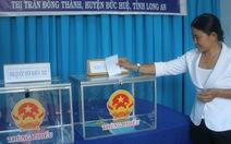 Đề nghị Quốc hội bãi nhiệm bà Đặng Thị Hoàng Yến