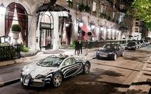 Siêu xe Bugatti mui sứ 2,3 triệu USD