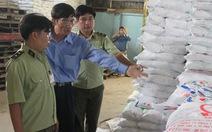 Phát hiện lượng lớn đường nhái đường Biên Hòa