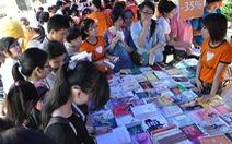 Hàng ngàn bạn trẻ đến với ngày hội đọc sách