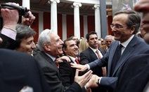 Hi Lạp: thâm hụt ngân sách vẫn gấp 3 quy định
