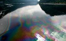 Tràn dầu gây ô nhiễm Bắc cực