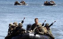Mỹ - Philippines diễn tập chiếm lại đảo