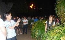 5.000 du khách đến lễ hội trên mây Sa Pa