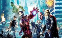 The Avengers: khi các siêu anh hùng hội tụ