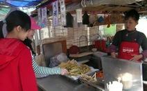 Đi chợ phiên truyền thống Hàn Quốc