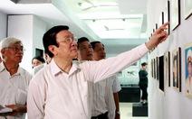 Chủ tịch nước thăm khu di tích nhà tù Phú Quốc
