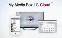 """LG mở dịch vụ lưu trữ """"đám mây"""""""