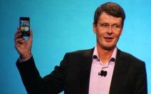 Blackberry 10 lộ diện, RIM trở lại đường đua