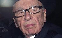 """Trùm truyền thông Murdoch """"không đủ tư cách"""" lãnh đạo"""