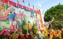 TP.HCM tưng bừng Đại lễ Phật đản