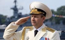 Nga thay thế tư lệnh hải quân