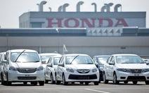 Chính sách mới của Honda gây tranh cãi tại Thái Lan