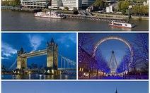London - điểm đến được ưa chuộng nhất 2012