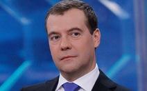 Ông Medvedev chính thức làm thủ tướng Nga