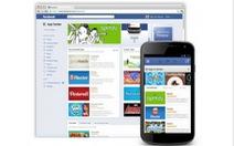 Facebook mở kho ứng dụng App Center