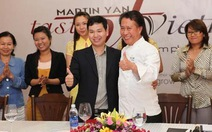 Martin Yan quảng bá ẩm thực Việt Nam