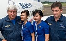 5 người thoát chết nhờ không lên máy bay Sukhoi