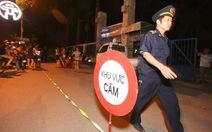 Thắt chặt an ninh tại Trường THCS Thực Nghiệm