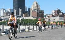 Khám phá Montreal bằng xe đạp