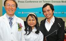 Đài Loan mang lại gương mặt trẻ cho chị Mai
