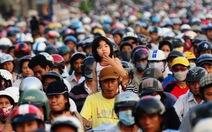 Đề nghị thêm làn xe máy trên đường Trường Chinh