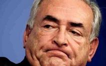 Strauss-Kahn kiện cô hầu phòng bồi thường 1 triệu USD
