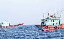 Làng dịch vụ trên biển