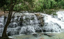 Về Đắk Lắk ngắm thác Thủy Tiên