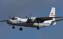 Máy bay Nga chở 23 người bốc cháy