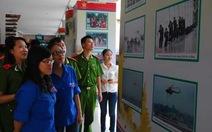 Triển lãm ảnh về  Cảnh sát nhân dân