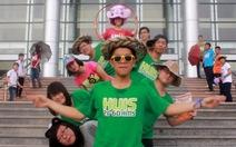 Không thể nói nhảy flashmob là vô kỷ luật?