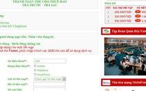 Lại xuất hiện trang web lừa đảo nạp tiền điện thoại