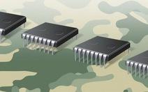 Chip xử lý Trung Quốc gây nguy hiểm cho Mỹ