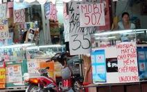 Từ 1-6, cấm bán SIM điện thoại đã kích hoạt