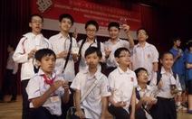 Việt Nam giành 3 HCV Olympic toán học