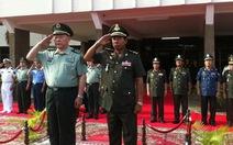 Trung Quốc viện trợ quốc phòng 20 triệu USD cho Campuchia